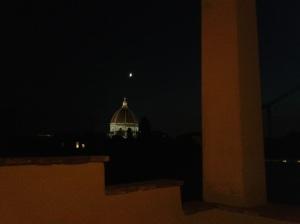 cupola notturna